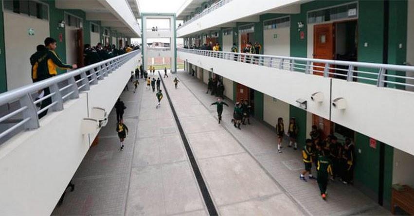 DRELM brinda precisiones para el uso adecuado de locales escolares - www.drelm.gob.pe