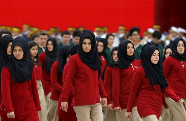 Ισλαμικότερα τα σχολεία της Τουρκίας