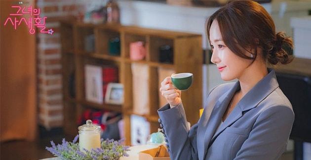 Park Min Young revela que ella solía ser una fanática de este grupo de ídolos