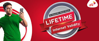 Robi Internet With Unlimited Validity [Meyad] Best Internet Package!