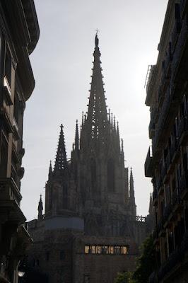 Bairro Gótico de Barcelona