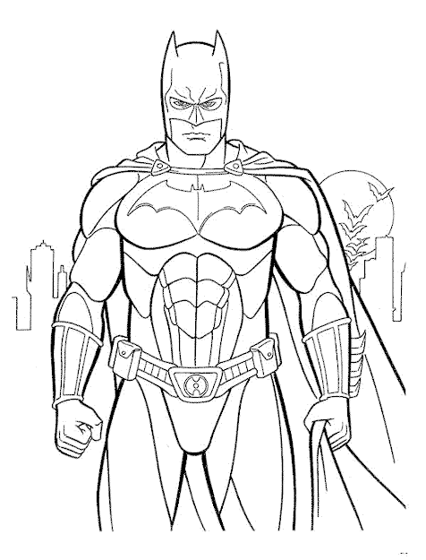 Batman Coloring Pages With Trendy Batman Coloring Pages For Adults Page