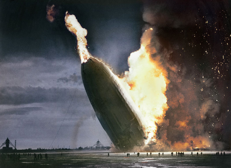 Hindenburg Disaster of 1937