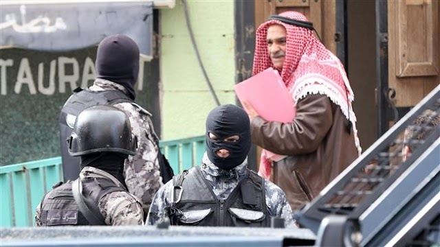 Daesh Takfiri terrorist group claims terrorist attack in Jordan's Karak