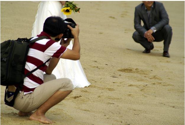 Wedding Photography Test Shooting
