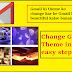 Gmail ka theme change kar ke Gmail ko Khoobsurat kaise banaye?  Gmail tips in Hindi