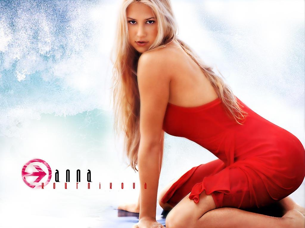 Tennis Player Anna Kournikova Hot hd wallpapers | HIGH RESOLUTION PICTURES