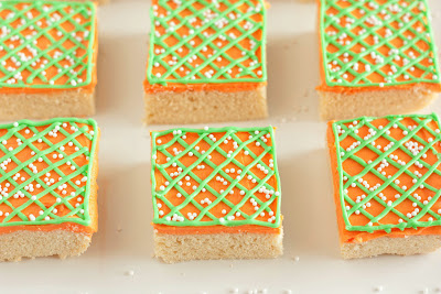 Delicious Easter Sugar Cookie Squares Recipe