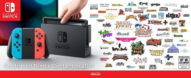 Nintendo Switch Nindies Showcase: confira as novidades da apresentação