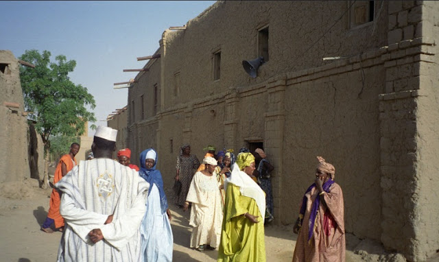 Timbuktu Elite University in the Desert