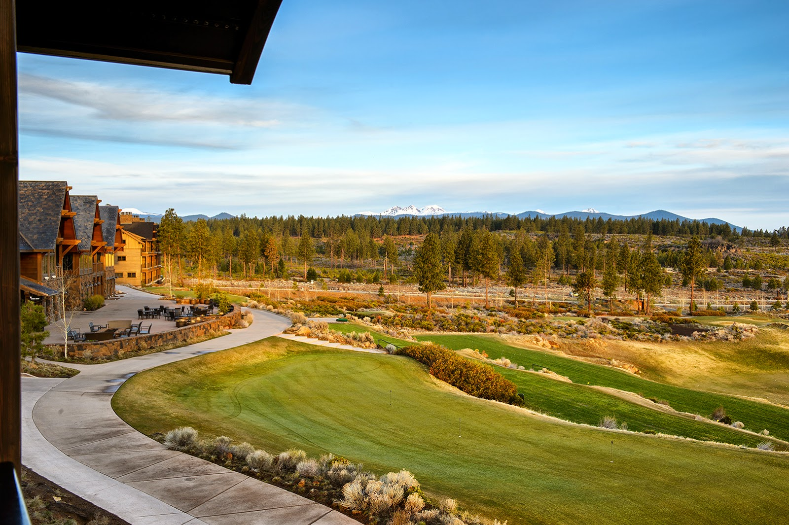 Tetherow Lodges in Bend Oregon