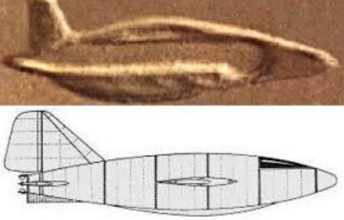 ¿Un submarino o una nave espacial representado en un antiguo templo egipcio de miles de años de antigüedad? ¿o simple pareidolia como dicen los escépticos?