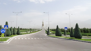 Belongs to the most important monuments in history of country Turkmenistan
