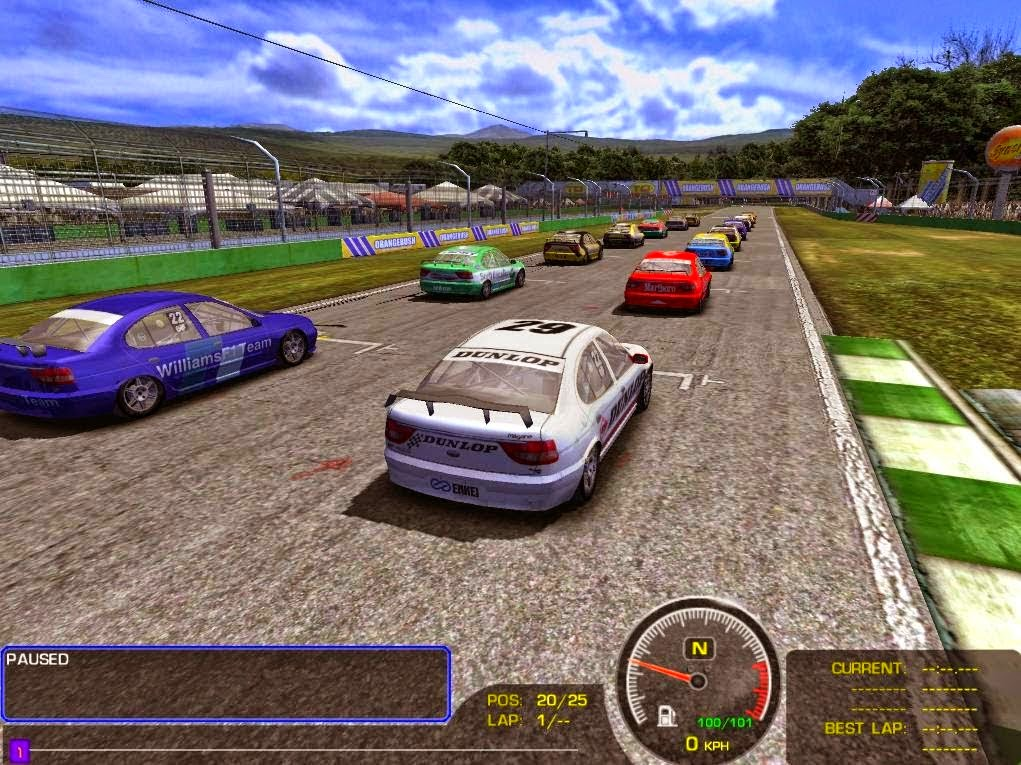rFactor Racing Game Download For PC ~ Free PC Game | XBOX