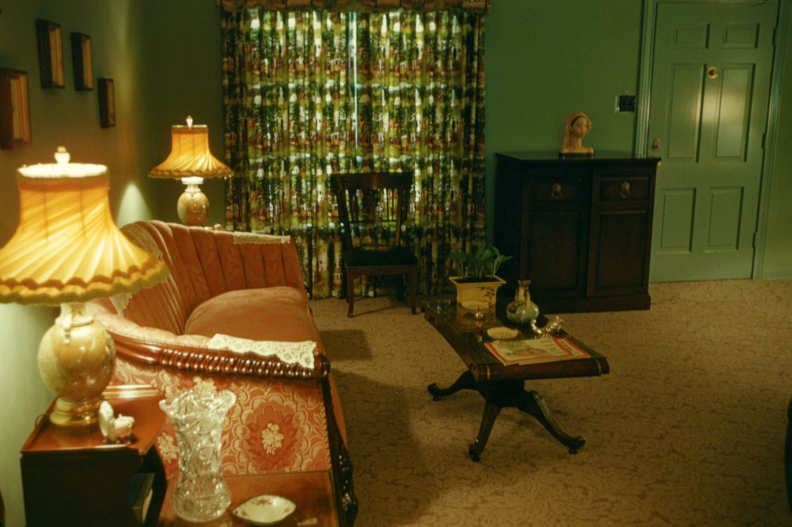1940s Bedroom Furniture James H Law Photographer Circa 1940s Home Interiors By