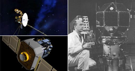 Американски сателит, изоставен през 1967 г. изненадващо започна да предава отново