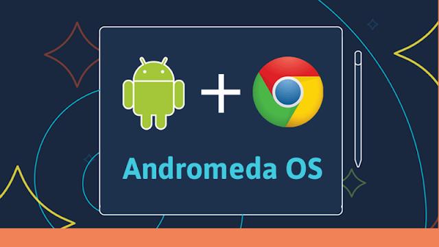 Andromeda OS Google