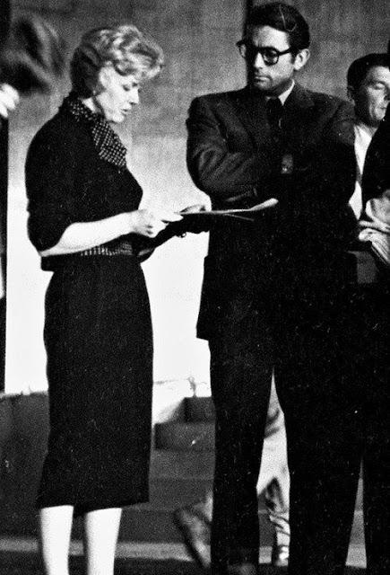 Los ensayos para los Premios Oscar de 1958