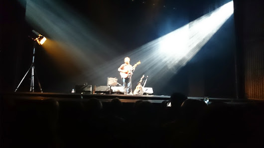 You're the Voice That I Like: Iron & Wine at the Adelphi