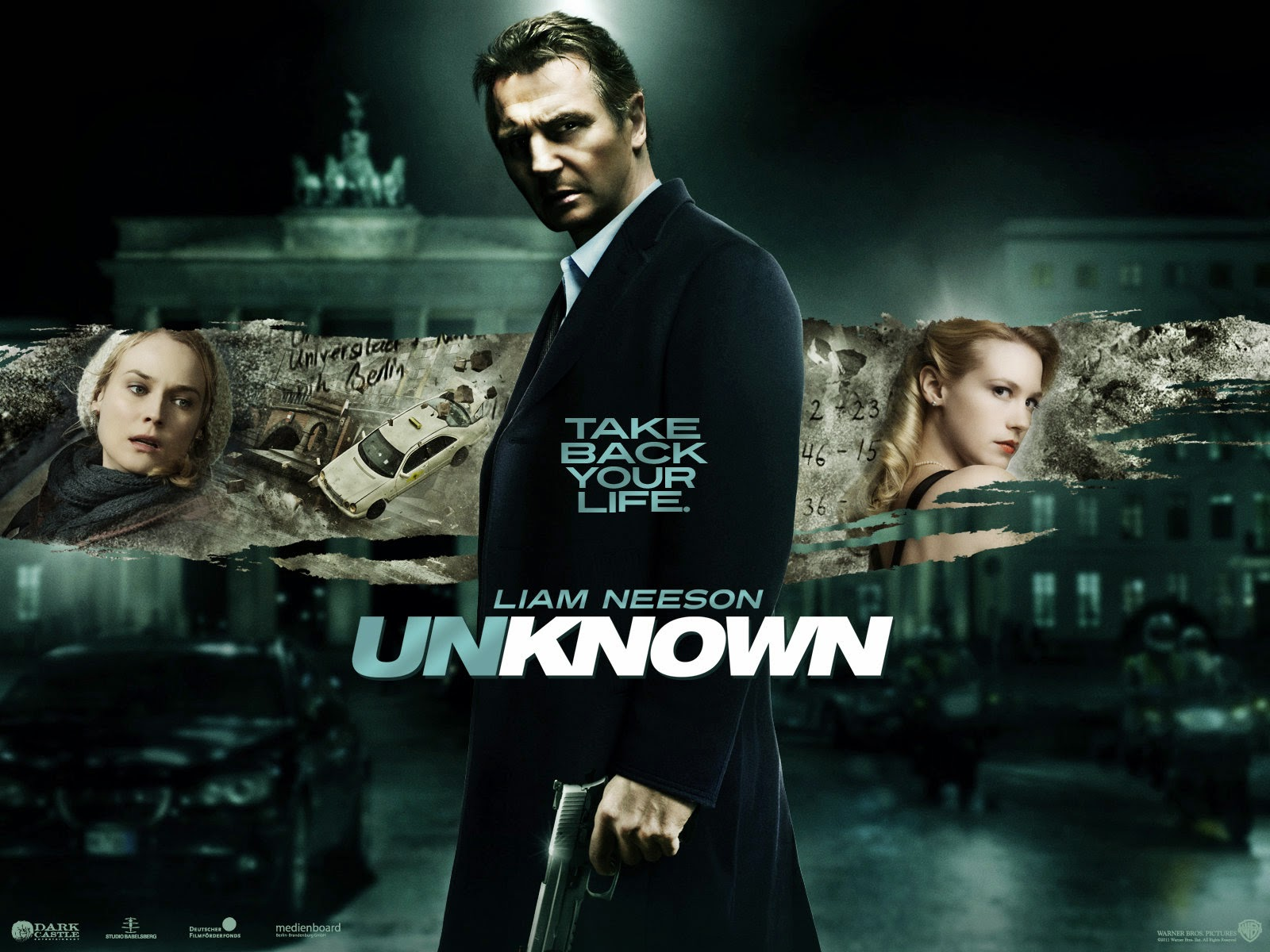 Unknown (2011) ταινιες online seires xrysoi greek subs