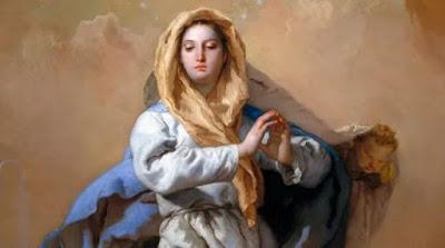 imagem da Imaculada Conceição