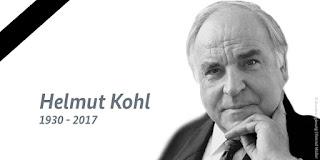 Απεβίωσε ο πρώην Καγκελάριος της Γερμανίας Χέλμουτ Κολ