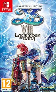 A1ifIVjUUiL. SY445  - Ys VIII : Lacrimosa of Dana Switch XCI NSP