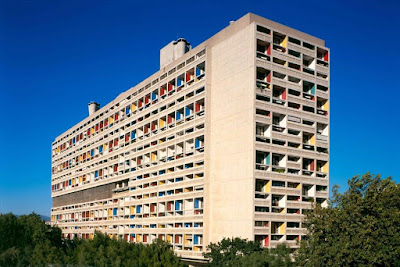 unitè d'habitation le corbusier