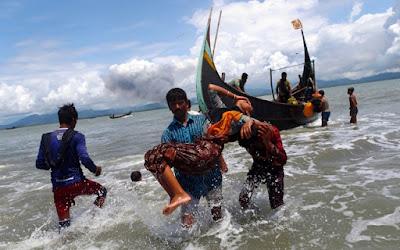 Parlemen Bangladesh telah putus asa untuk meningkatkan tekanan diplomatik terhadap Myanmar