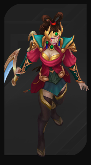 surrender at 20 new chroma now available lunar goddess diana