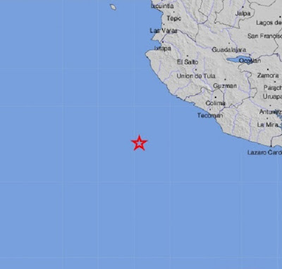 PRONÓSTICOS SÍSMICOS CATASTRÓFICOS: La clave de los próximos terremotos<>Sismos en Serie y de gran extensión azotarán el planeta, a corto plazo - Página 165 Terremoto%2Bde%2B5-8-%2Bfrente%2Bcostas%2Bde%2BJalisco-Mexico-2%2Bjunio%2B2016-USGS