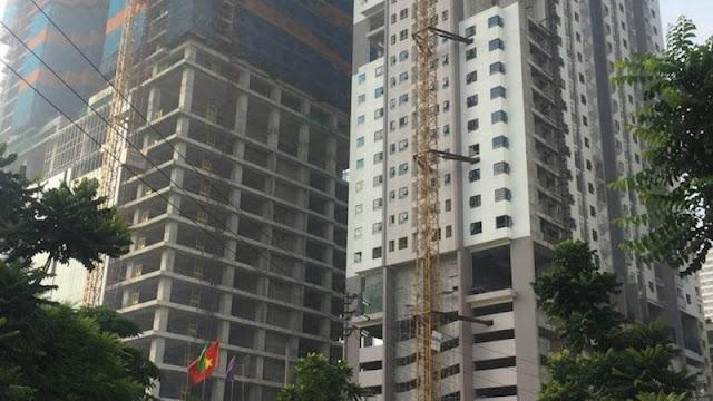 Một trong những dự án 50 năm được tìm mua nhiều nhất là FLC Green Apartment