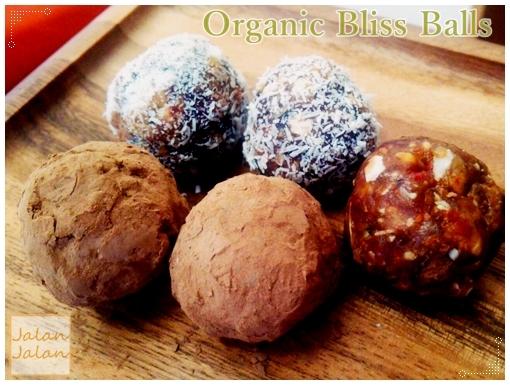 Organic Bliss Balls☆究極のローフード「オーガニックブリスボール」はたった5分で作れる最強のスーパーフード☆・クレービング(体に良くない・太るとわかっている甘いものや脂肪を強烈に欲しがること)の減少 ・ダイエット ・アンチエイジング ・デトックス ・美肌効果 ・免疫力アップ ・生活習慣病の予防 ・便秘解消 ・貧血改善 ・眼機能改善 ・精神の安定