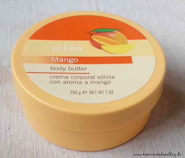 "Jafra Körperbutter ""Mango"""