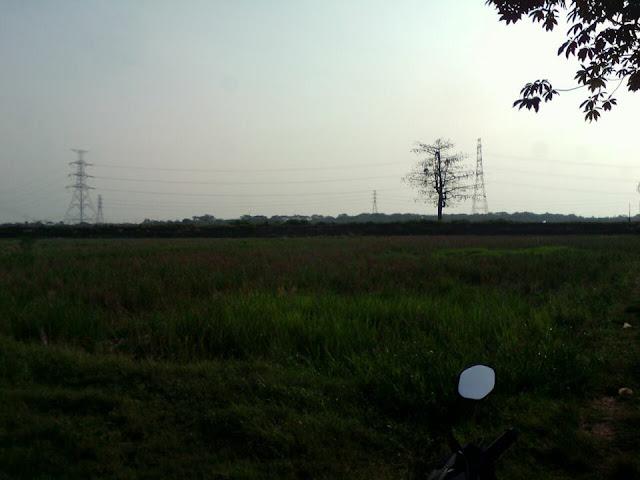 Tanah Ini Dijual Cocok Untuk Bisnis Perumahan Lokasi Dekat Rencana Exit Toll 300ribu/m2