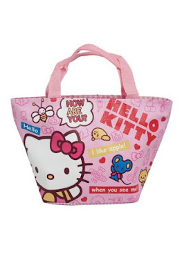 Tas Jinjing Hello Kitty Animal Handbag