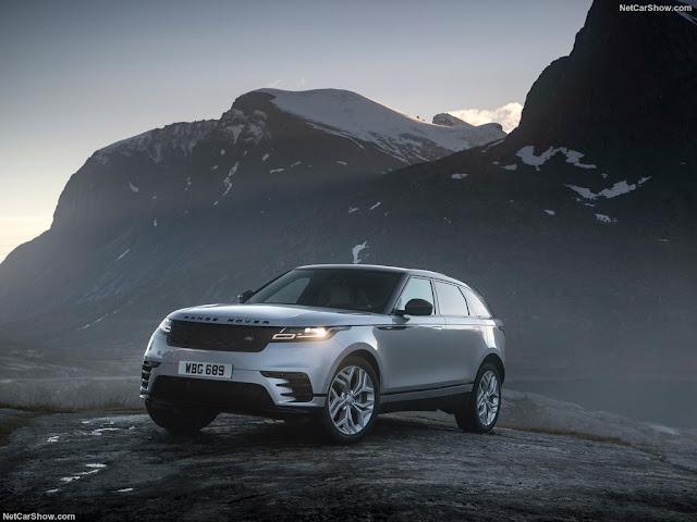 Range Rover Velar Indonesia