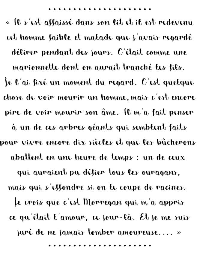 «Citation.»