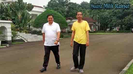 Golkar Meyakini Jokowi Kembali Menang 65 Persen Di Pilpres 2019
