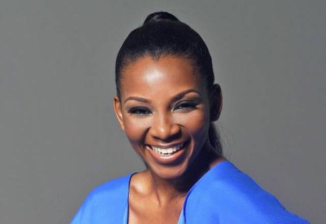 Genevieve Nnaji amfuata Ronaldo Ureno