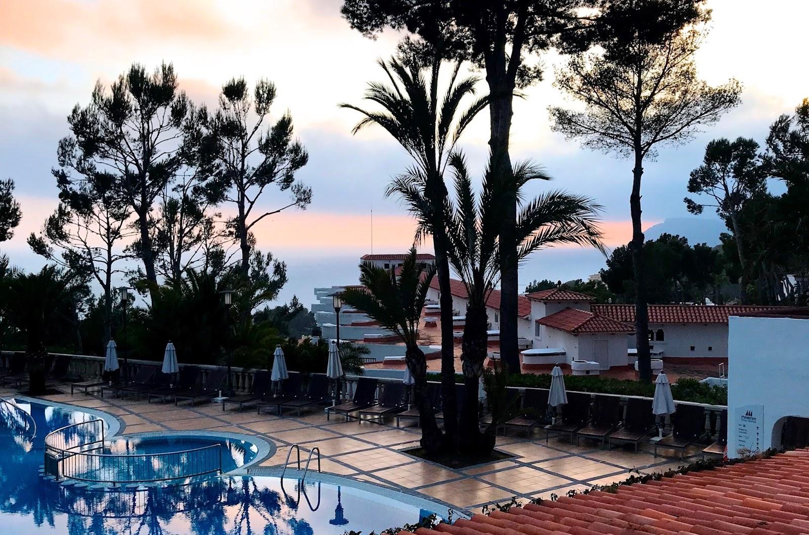 Mallorca at Dusk