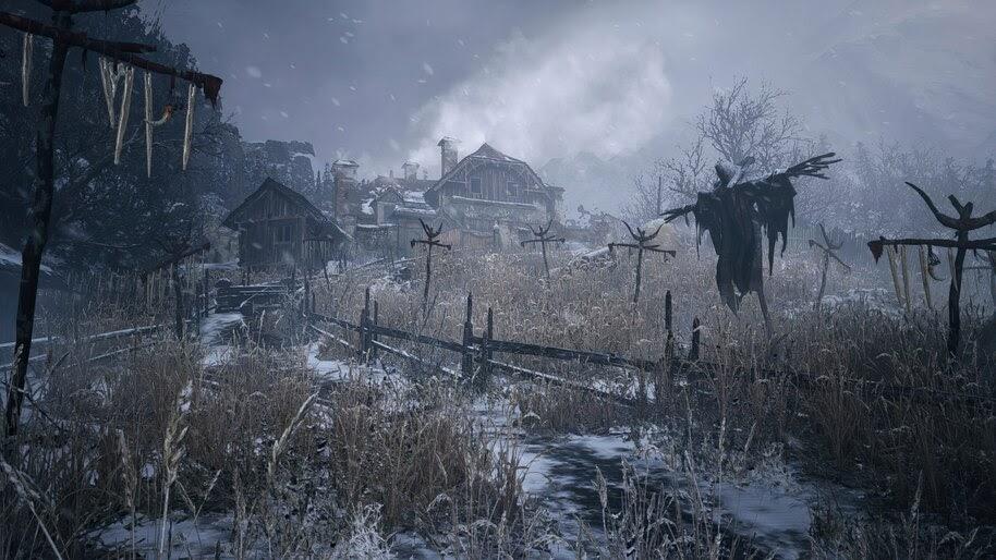 Resident Evil Village, 4K, #5.2052