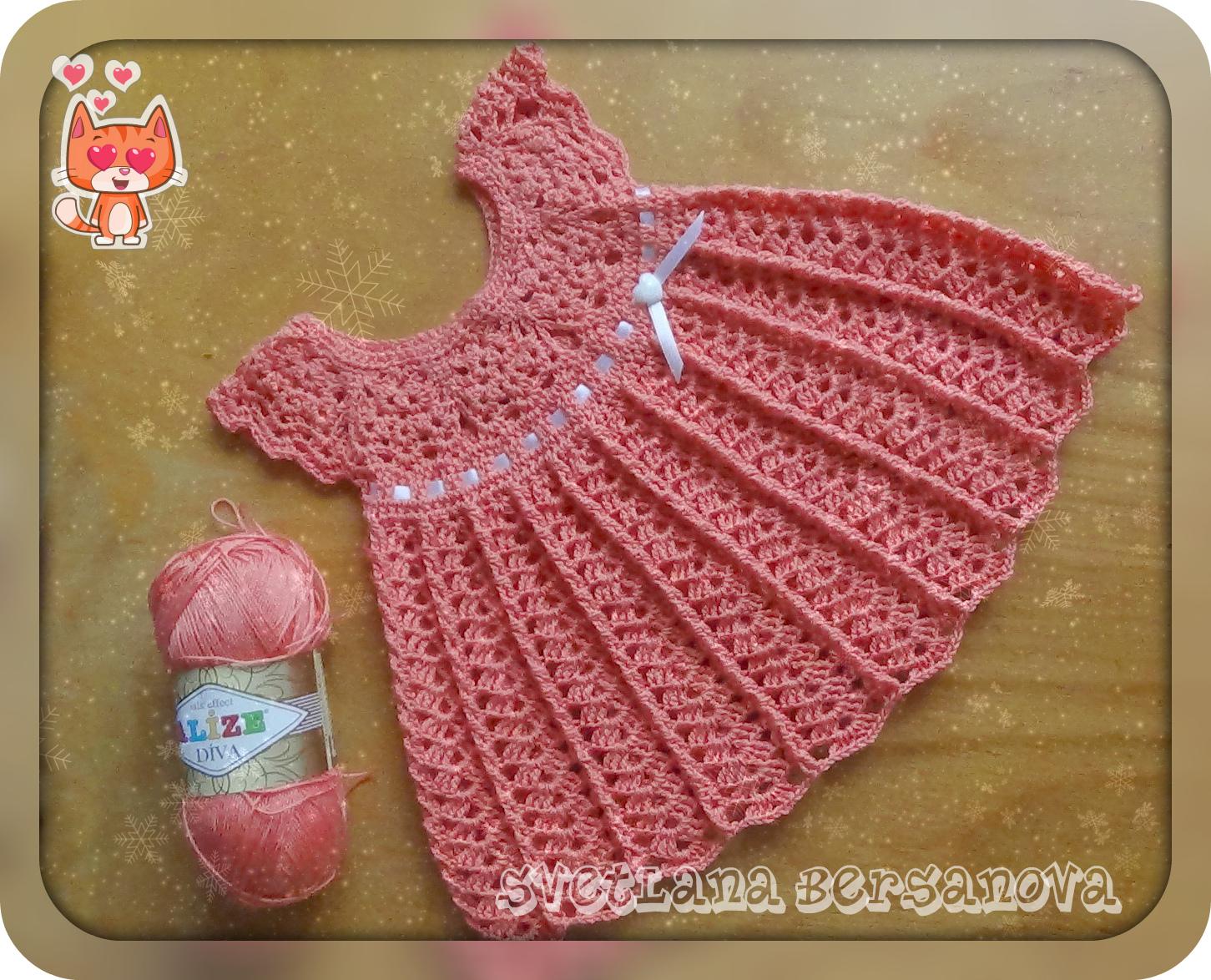 Вязание крючком и спицами/Crochet and knitting: Детское ...