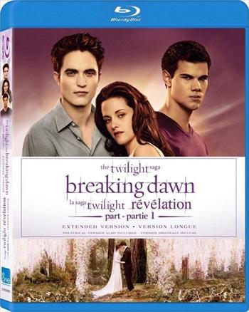 The Twilight Saga Breaking Dawn Part 1 2011 Dual Audio Hindi Bluray Movie Download