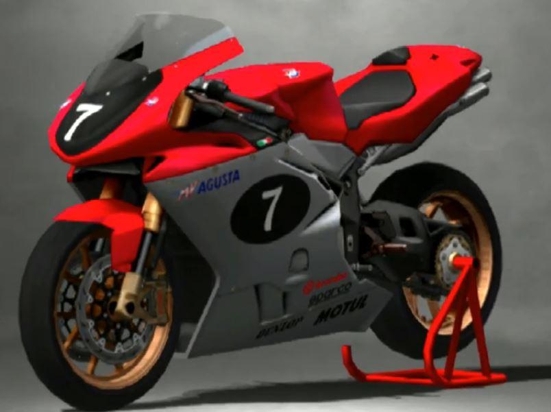 MV Agusta F4-1000S Racing Modify 2005