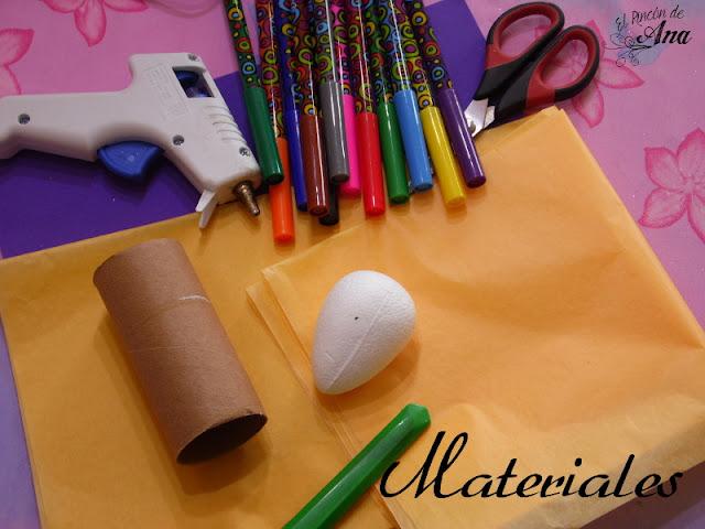2 ideas para reciclar tubos de cartón - halloween y día de muertos