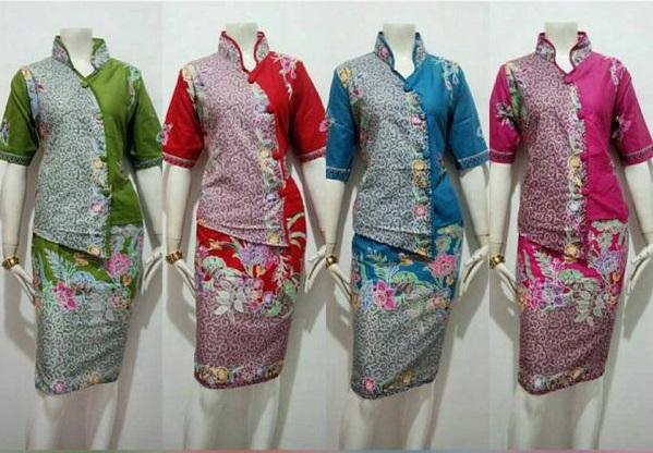 Berbagai model desain baju batik wanita terbaru yang dapat anda pilih dan  buat antara lain   blouse b2101e3b62