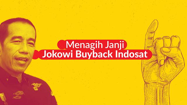 Prabowo Terbukti Nasionalis, Jokowi Mau Buyback Indosat Cuma Bualan