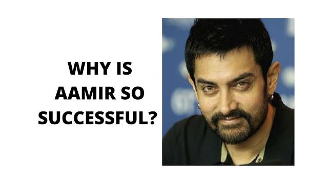 Aamir khan's success secret