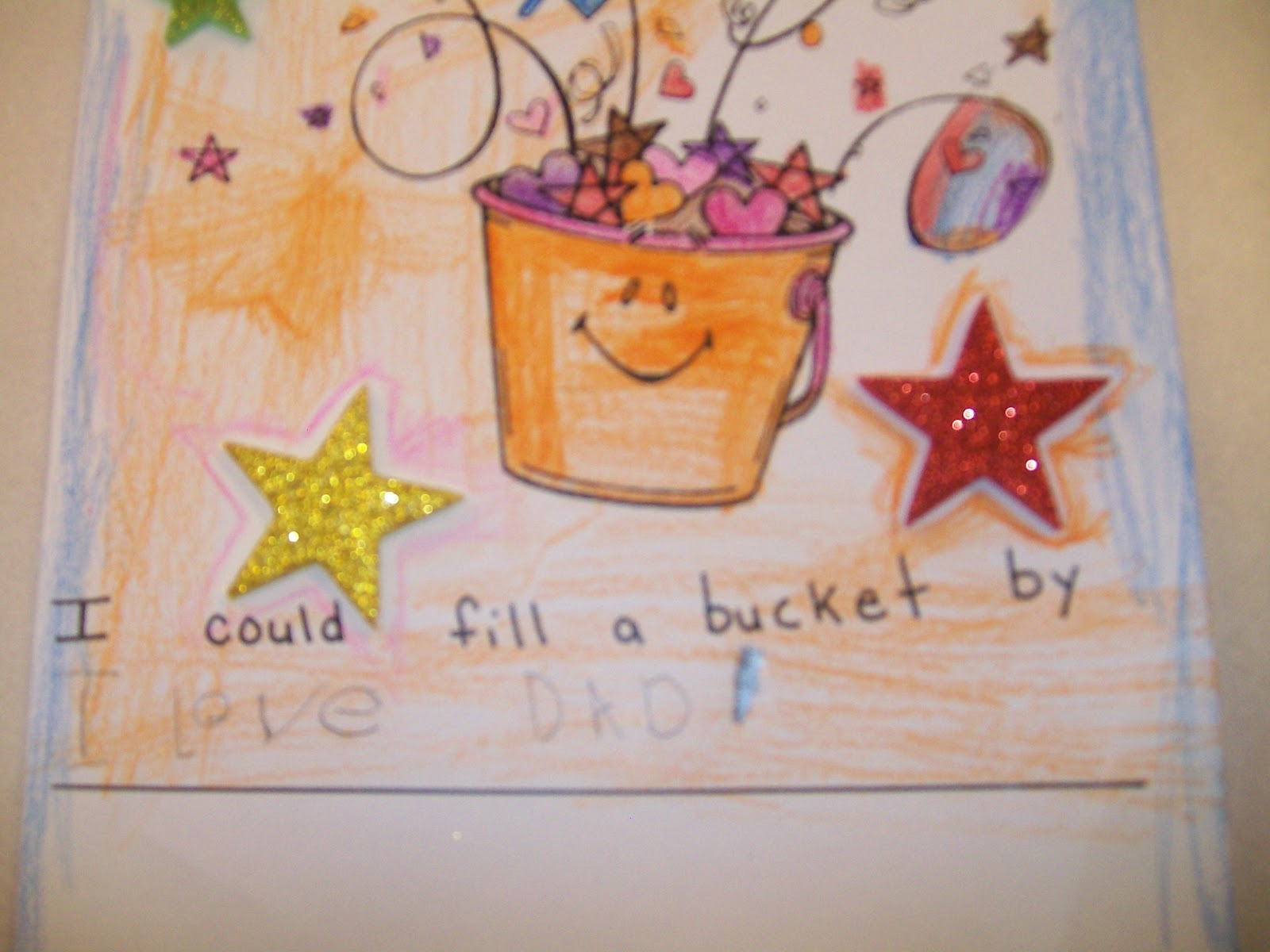Kindergarten Have You Filled A Bucket Today